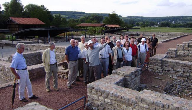 JOURNEES DU PATRIMOINE : PARC ARCHEOLOGIQUE DE BLIESBRUCK-REINHEIM-Credit-CG57