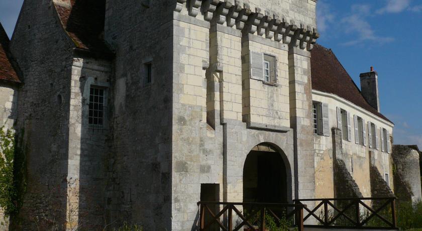 Chateau-Monastère de La Corroirie-Chateau-Monastere-de-La-Corroirie