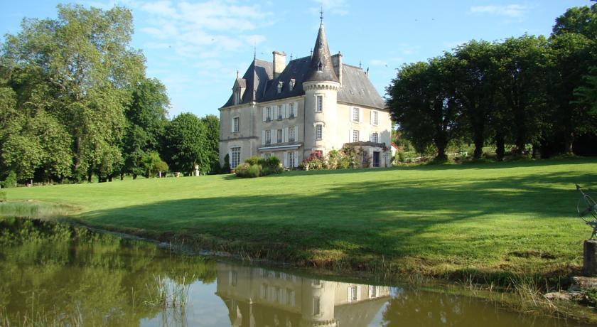 Château de la Chabroulie-Chateau-de-la-Chabroulie