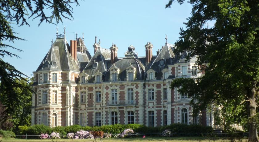 Château de la Jumellière-Chateau-de-la-Jumelliere