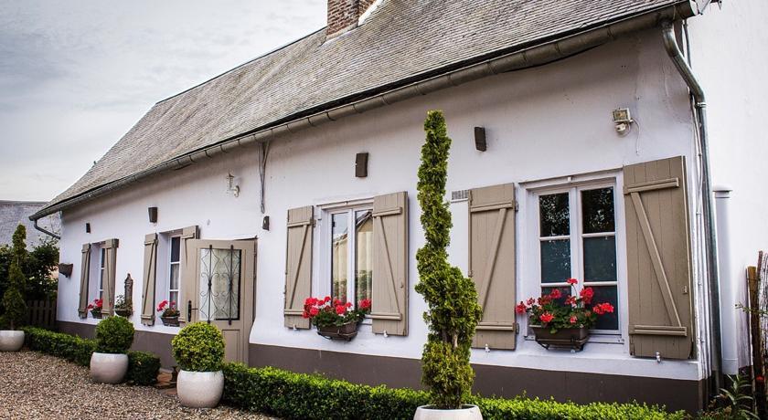Gite Cottage d'Hamicourt aux Portes de la Baie de Somme-Gite-Cottage-d-Hamicourt-aux-Portes-de-la-Baie-de-Somme