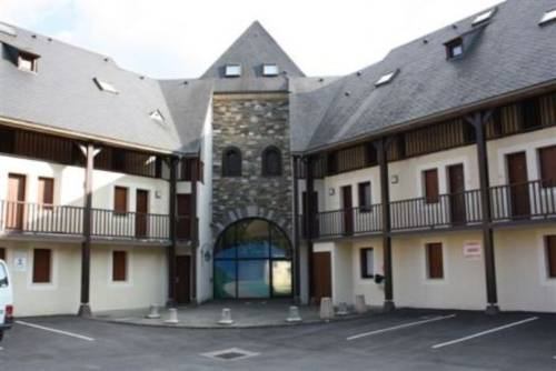 Le Village des Thermes-Le-Village-des-Thermes