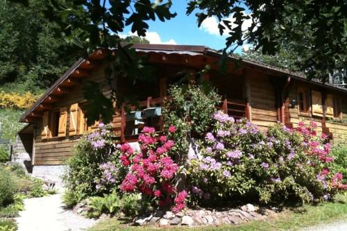 Cozy Chalet in Thiefosse with Garden-Chalet-Claudel