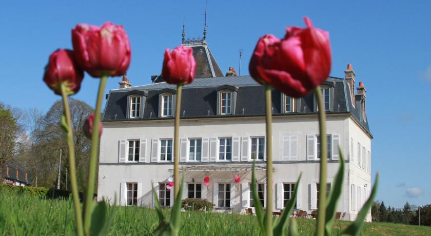 Heritage Castle in Asnieres with Garden-Holiday-home-Chateau-Saint-Gervais-2