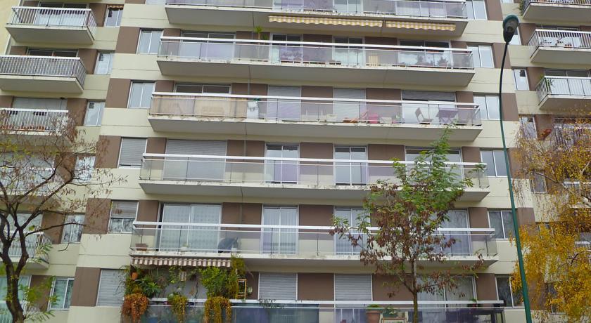 Apartment Libération-Liberation