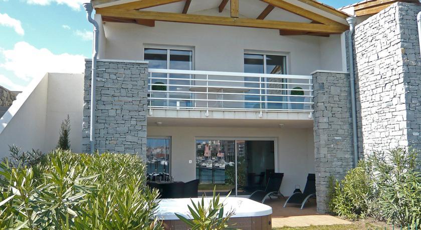 Holiday Home L'Ile Saint Martin-L-Ile-Saint-Martin-1