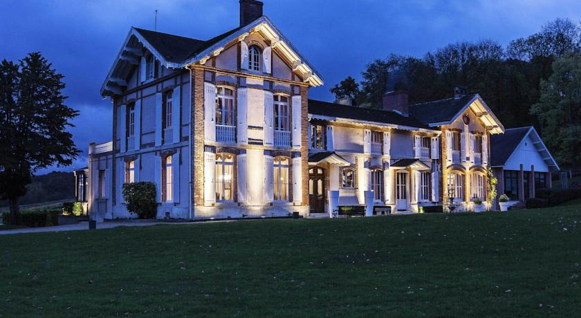 Guesthouse Domaine du Chalet-Domaine-du-Chalet
