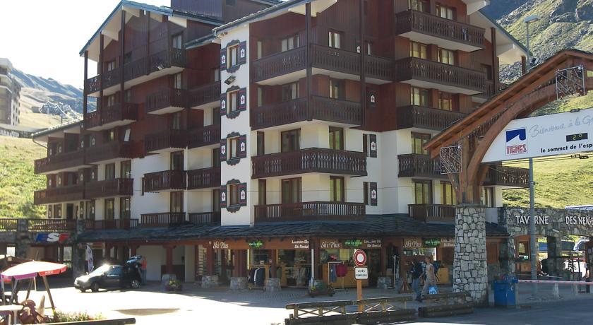 Apartment Rond Point des Pistes.2-Rond-Point-des-Pistes
