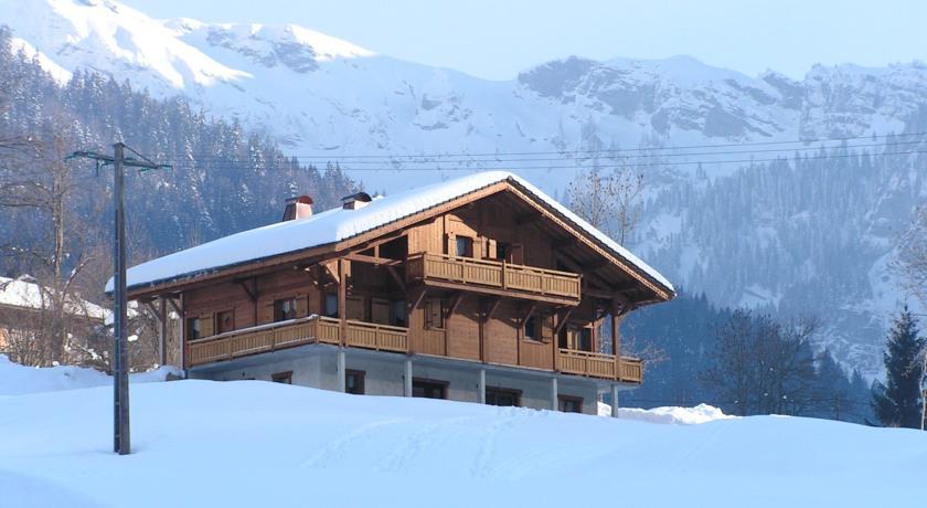 Chalet des Cascades-Chalet-des-Cascades