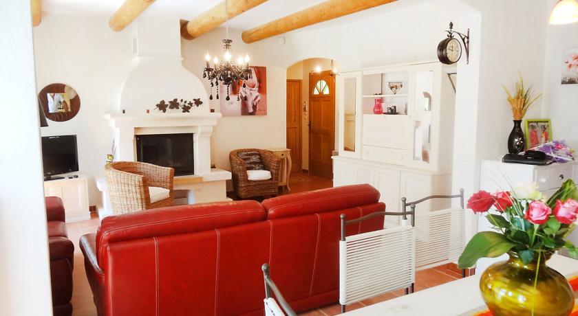 Holiday Home Mas de L'Oulivier-Mas-de-L-Oulivier