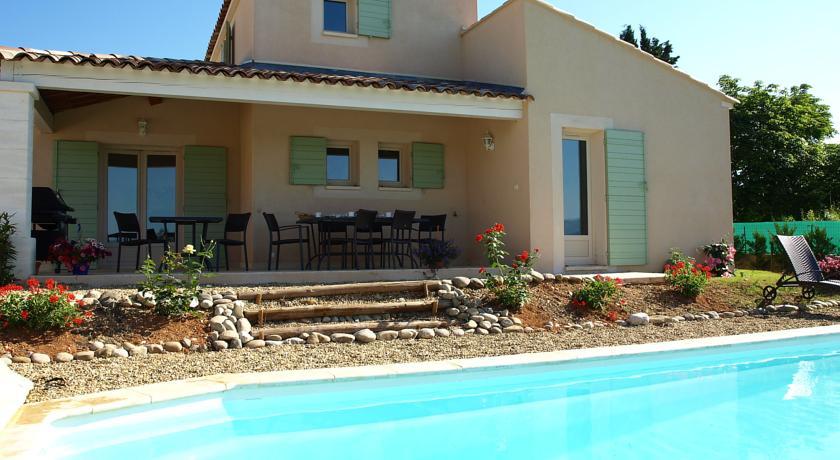 Villa Les Romarins-Les-Romarins