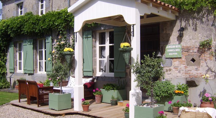 La Maison Verte-La-Maison-Verte