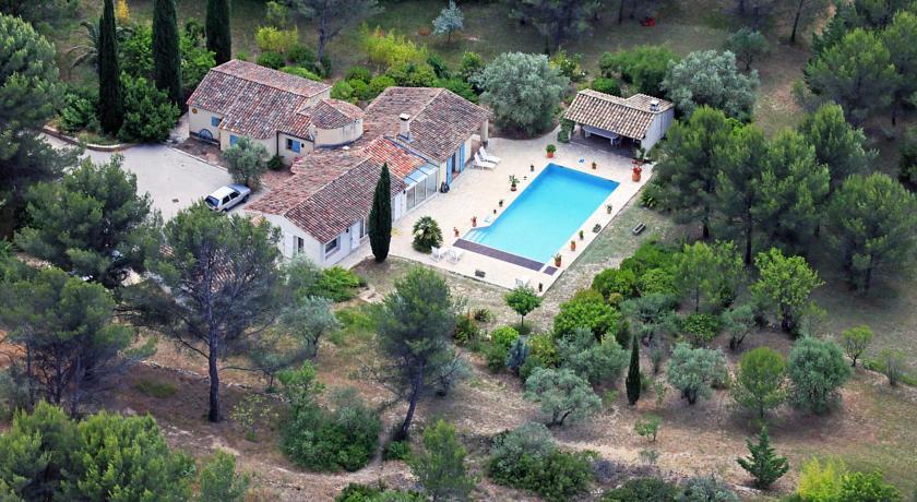 Villa Domaine du Gourganon-Domaine-du-Gourganon