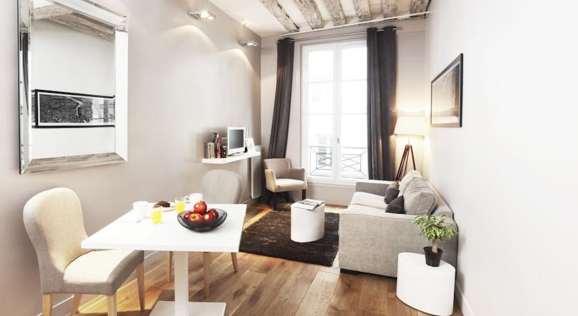 Luxury One Bedroom Paris Center-Luxury-One-Bedroom-Paris-Center