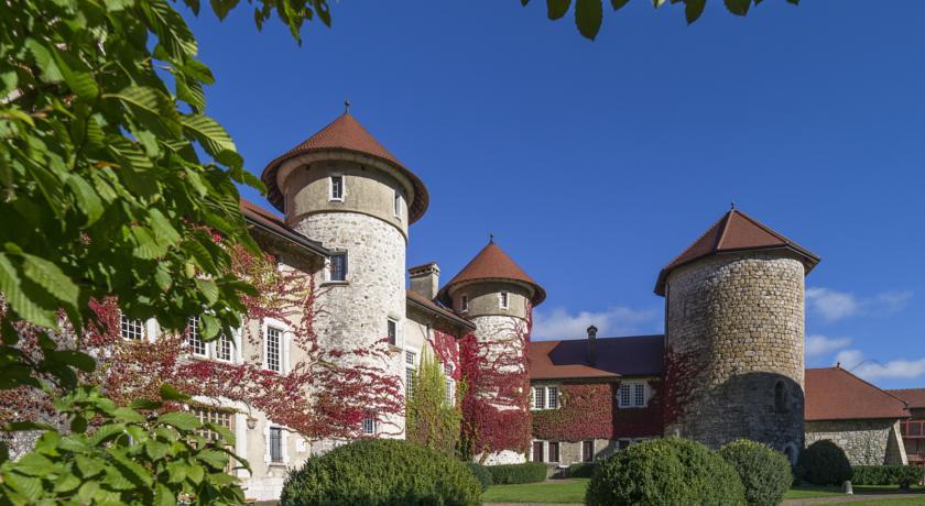 Château de Thorens-Chateau-de-Thorens