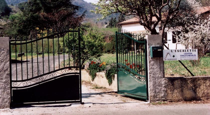 Chalet L'Escalette-Chalet-L-Escalette