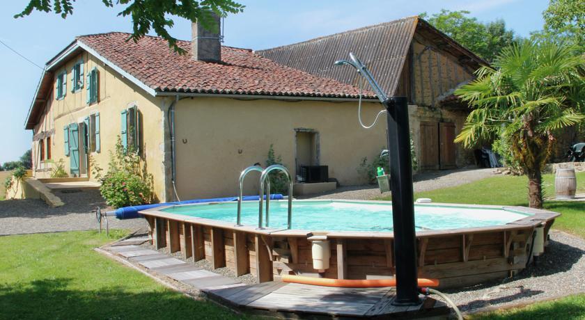 Entre Vic Fezensac Et Bassoues Dans Le Gers-Entre-Vic-Fezensac-Et-Bassoues-Dans-Le-Gers