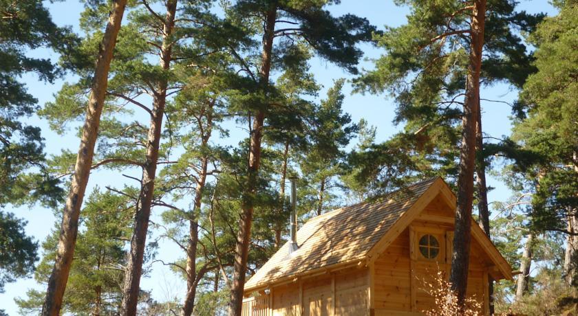 Cabane Lodge Domaine du Lac Chambon-Cabane-Lodge-Domaine-du-Lac-Chambon