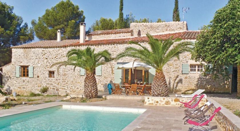 Holiday home Mas de la Gosse-Holiday-home-Mas-de-la-Gosse
