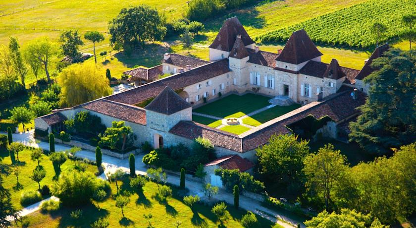 Château de Mazelières-Chateau-de-Mazelieres