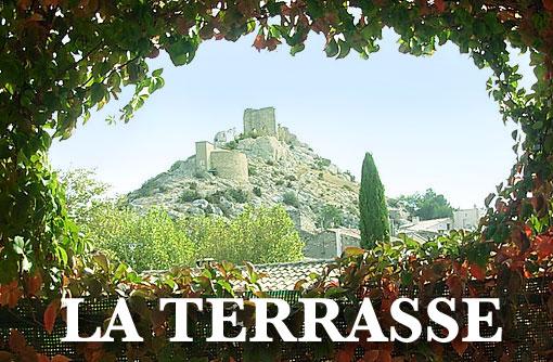 LA TERRASSE-Location-Meublee-La-Terrasse-3-pers-Aureille-Provence-Les-Alpilles-France