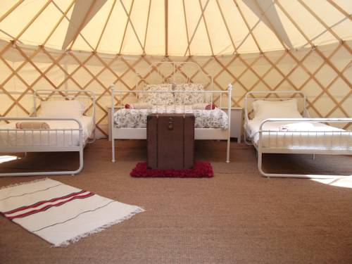 The Coachhouse Yurts-The-Coachhouse-Yurts