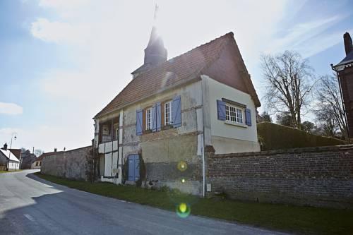 Gîte du Presbytère de L'Abbé L'Hermina-Gite-du-Presbytere-de-L-Abbe-L-Hermina