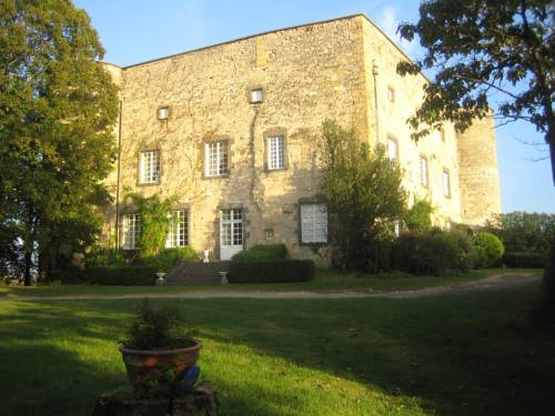 Château de Saint Bonnet-Chateau-de-Saint-Bonnet