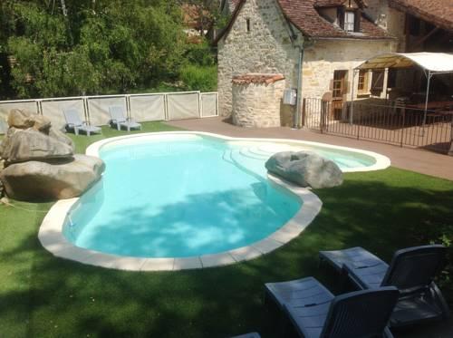 Holiday home Lieu dit Sansses-Holiday-home-Lieu-dit-Sansses