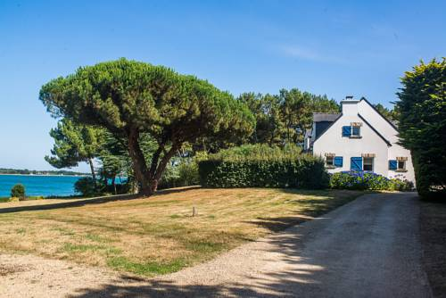 House with 6 bedrooms in Saint Philibert with wonderful sea view furnished garden and WiFi 300 m from the beach-Holiday-home-Chemin-des-Goemoniers