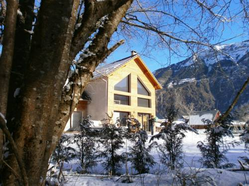 #Lemasdoisans au pied de l'Alpe d'Huez via Bourg d'Oisans L'Etoile des Glaciers-L-Etoile-des-Glaciers