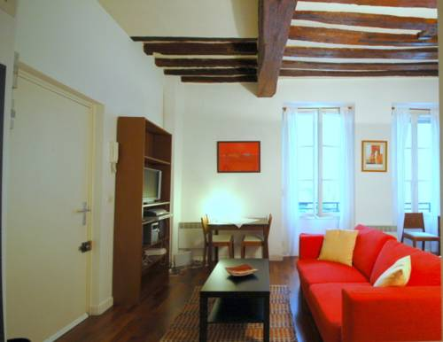 Apartment des Gravilliers - 2 adults-Apartment-des-Gravilliers-2-adults