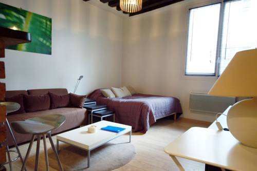Apartment des Lombards - 2 adults-Apartment-des-Lombards-2-adults