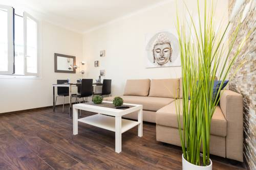 L'Harmonie - Cozy 1Bedroom, AC et balcony-L-Harmonie-Cozy-1Bedroom-AC-balcony