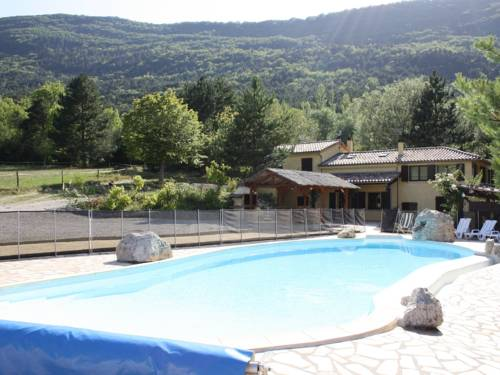 Tranquil Countryside in Villa Luc-en-Diois with Pool-Clos-Barnier