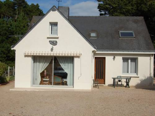 Fabulous Holiday Home in Penestin Brittany in the Woods-Vakantiehuis-Bretagne-I
