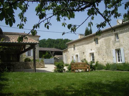 Spacious Mansion with Private Pool in Saint-Cibard-Cottage-Cote-Atlantique-VII