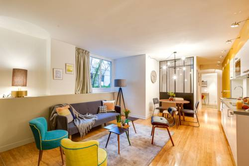 Sweet Inn Apartments - Rue Vaugirard-Sweet-Inn-Apartments-Rue-Vaugirard