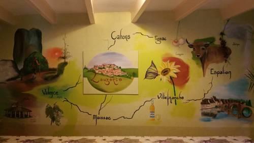 Guest house Horizon Lauzerte-Guest-house-Horizon-Lauzerte