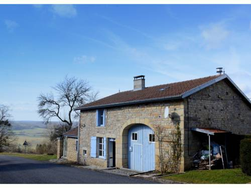 Modern Holiday Home in Laferte-sur-Amance With Forest View-De-Perenboom