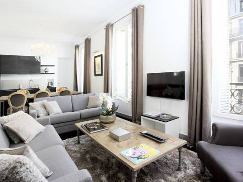 The Residence - Luxury 3 Bedrooms flat Le Louvre-The-Residence-Luxury-3-Bedrooms-flat-Le-Louvre