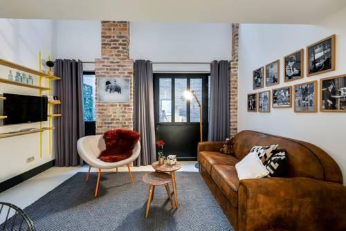 Sweetinn Apartments rue Tardieu-Sweetinn-Apartments-rue-Tardieu