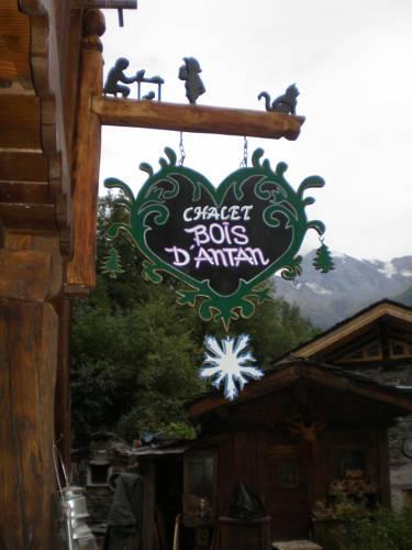 Chalet Bois d'Antan-Chalet-Bois-d-Antan