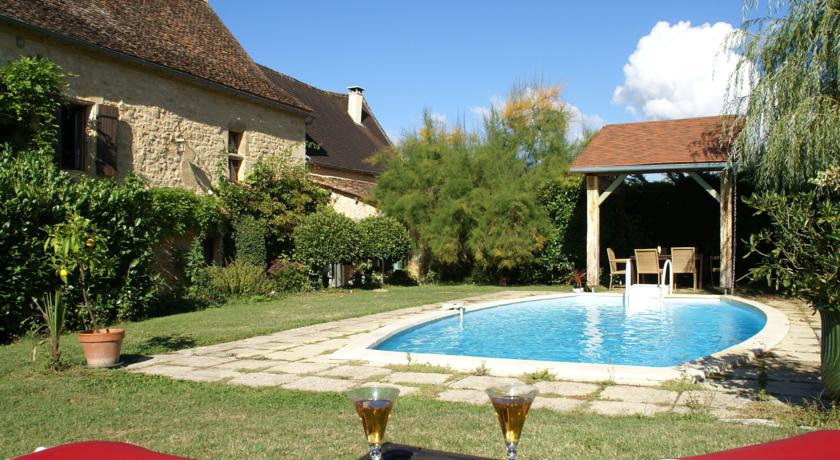 Maison De Vacances - St. Jory-Las-Bloux-Maison-De-Vacances-St-Jory-Las-Bloux