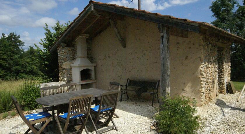 Maison De Vacances - Manzac-Sur-Vern-Maison-De-Vacances-Manzac-Sur-Vern
