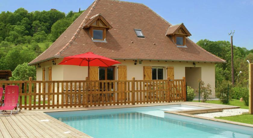Maison De Vacances - Loubressac-Maison-De-Vacances-Loubressac