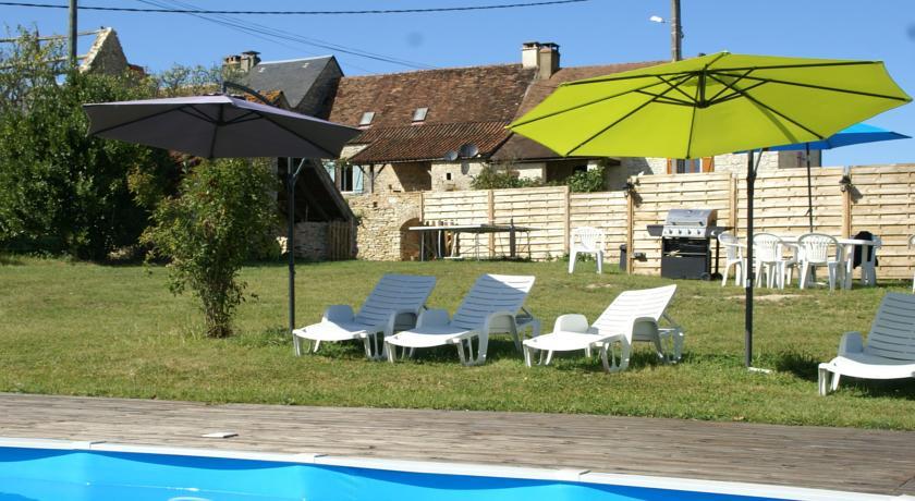 Maison De Vacances - Dégagnac-Maison-De-Vacances-Degagnac