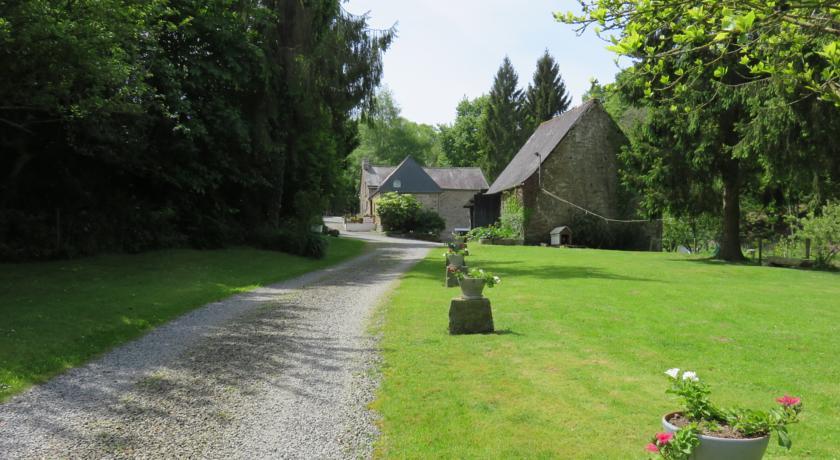 Le Vieux Moulin-Le-Vieux-Moulin