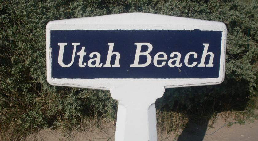 Utah Beach-Utah-Beach