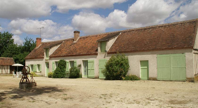 Maison De Vacances - Beauchamps-Sur-Huillard-Maison-De-Vacances-Beauchamps-Sur-Huillard